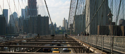 checkfelix.com Reiseblog - Brooklyn Bridge