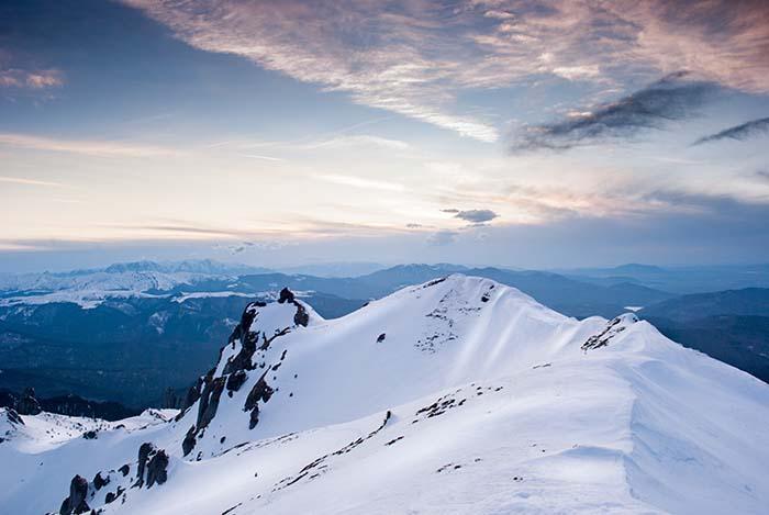 Beste Reisezeit Rumänien Skifahren