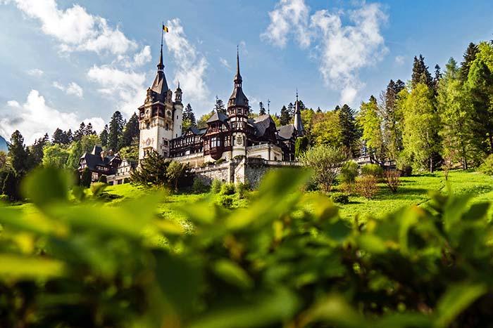 Rumänien als aufkommendes Reiseziel