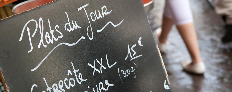 kulinarik geheimtipp 7 leckere schn ppchen restaurants in paris checkfelix blog. Black Bedroom Furniture Sets. Home Design Ideas
