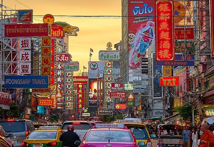 Bangkok Ausflüge