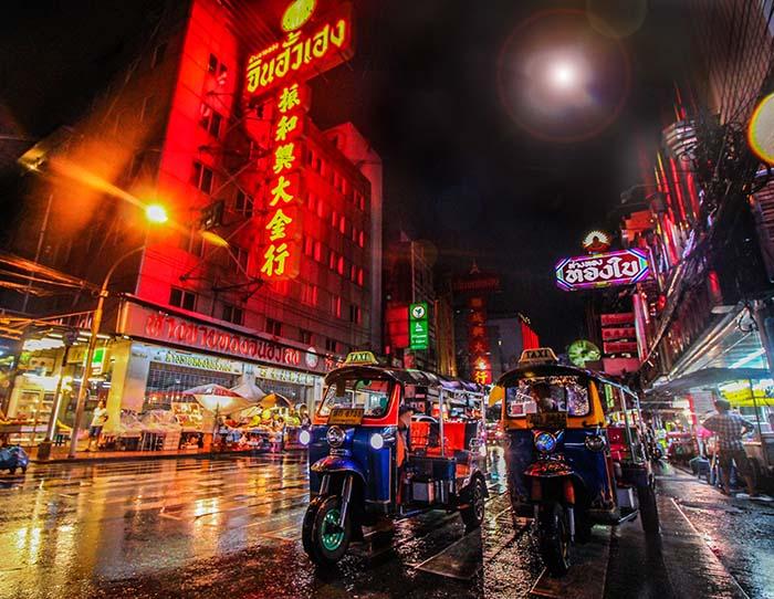 Bangkok Reisetipps nachtleben