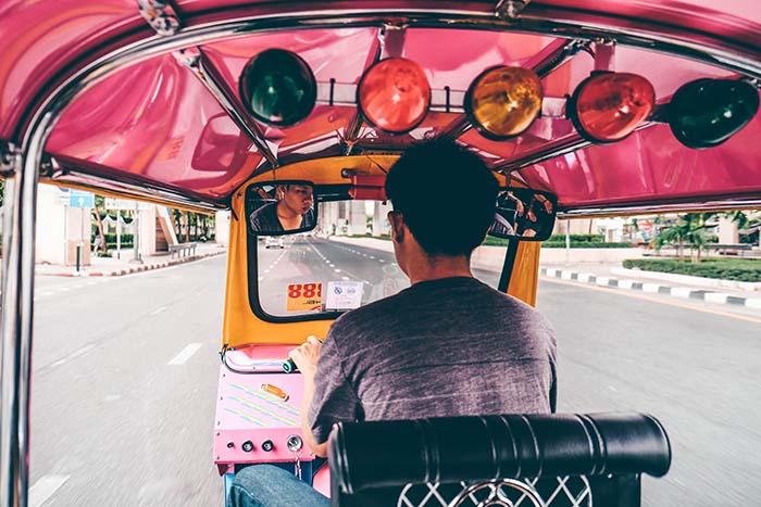 Transportation Bangkok Tipps