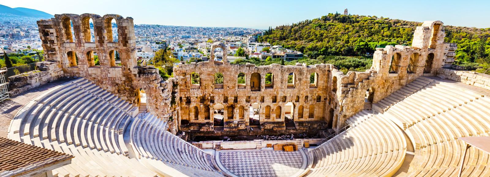 Die 8 spannendsten Athen Sehenswürdigkeiten