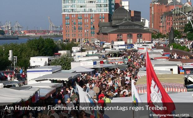 Zu besuch am hamburger fischmarkt in altona checkfelix blog for Am fischmarkt