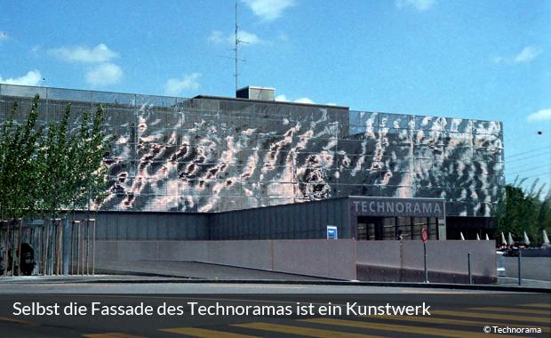 Das Science Center Technorama in Winterthur
