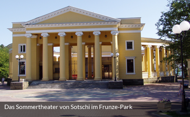 Sommertheater von Sotschi