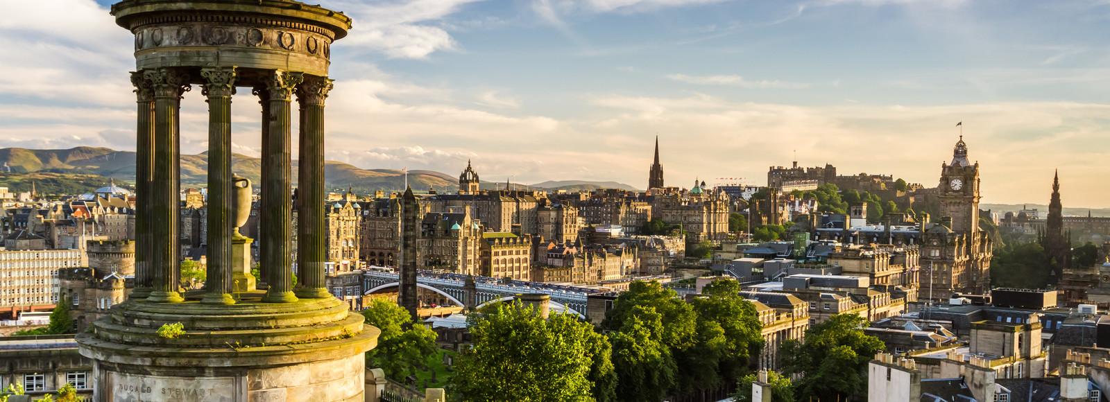 Die wichtigsten Edinburgh Sehenswürdigkeiten