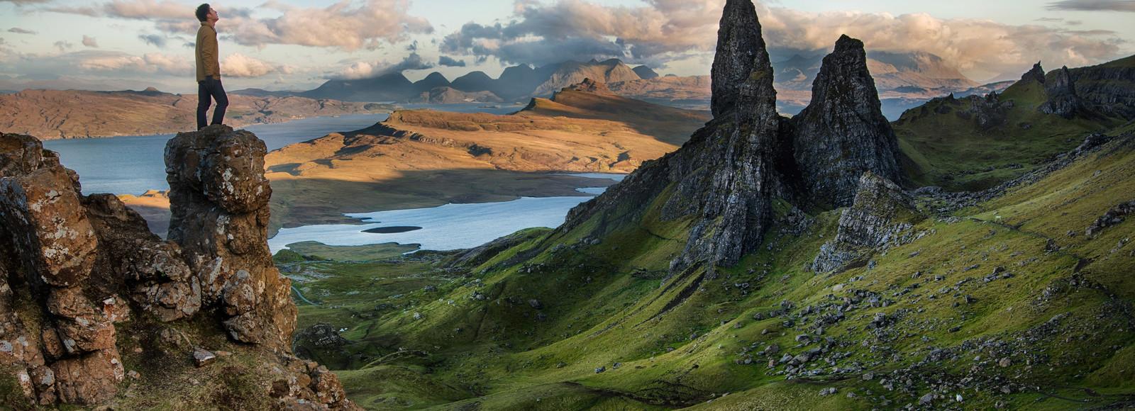 Die Schönsten Orte Für Eine Schottland Rundreise Checkfelix Blog