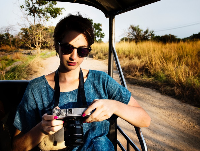 Fotos-Safari im Krüger-Nationalpark