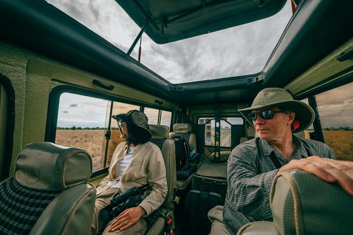 Game-Drives-Safari im Krüger-Nationalpark