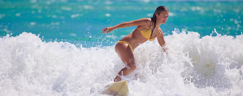 10 fantastische Spots zum Surfen auf Hawaii