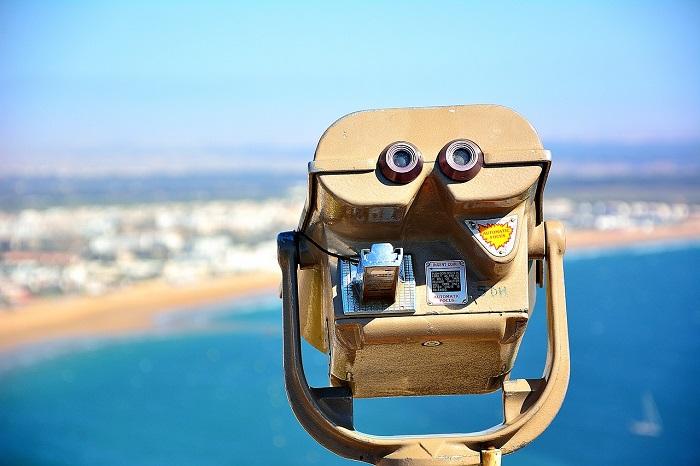 Agadir, die Stadt für einen Strandurlaub