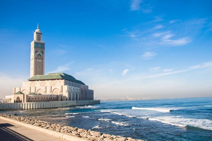 Casablanca, die größte Stadt Marokkos
