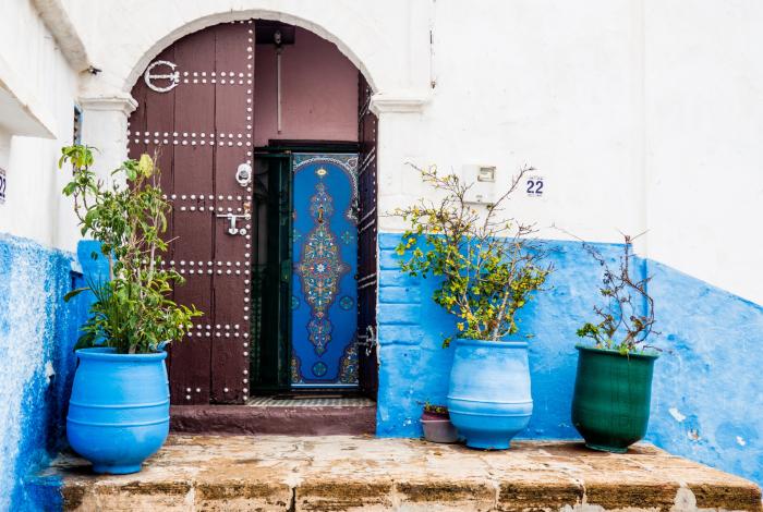 Rabat, Stadt der Piraten