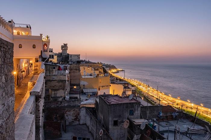 Städte in Marokko Tangier