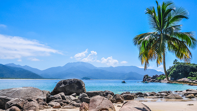Paradiesische Inseln - Brasilien