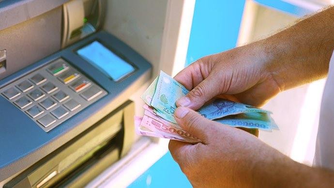 Geldwechsler stellen an Grenzübergängen Touristenfallen auf