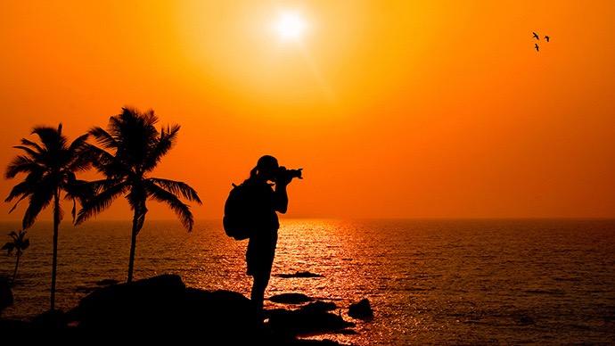Durch Übung gelingen dir bessere Urlaubsbilder