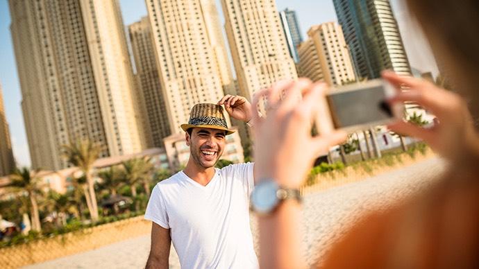 Durch genaue Anweisungen bekommst du schönere Urlaubsfotos