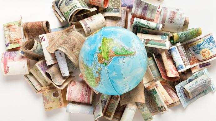 Kosten für eine Weltreise