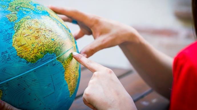 Reiseziele für eine Weltreise