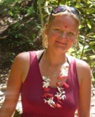 Gastautorin Sarah lebt in Indien