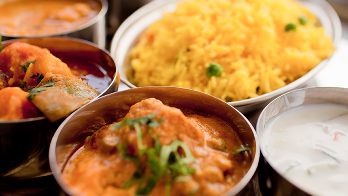 Curry in Indien
