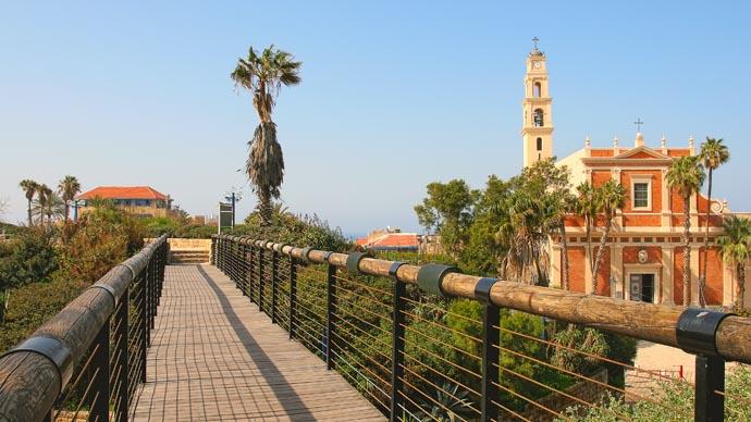 Tel Aviv Sehenswürdigkeiten in Jaffa