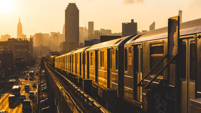 U Bahn New York