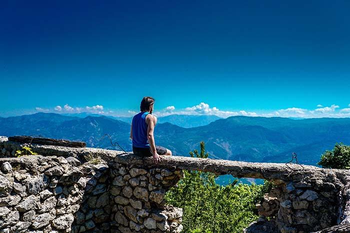 Prokletije-Nationalpark Albanien
