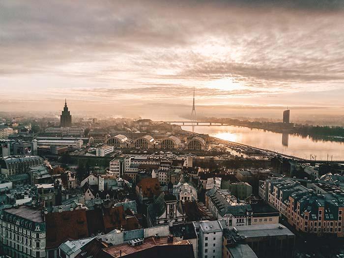 billige Reiseziele Riga