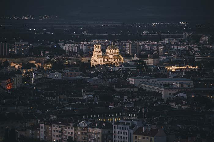 Sofia billiges Reiseziel