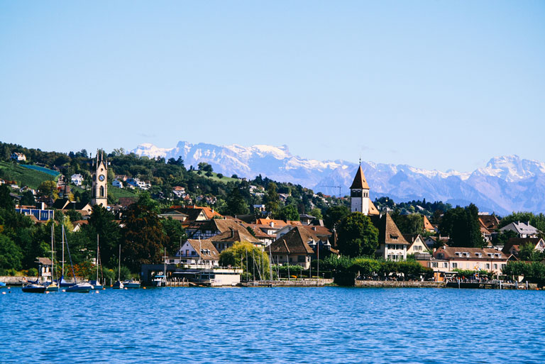 Reiseziele Europa - Zürich