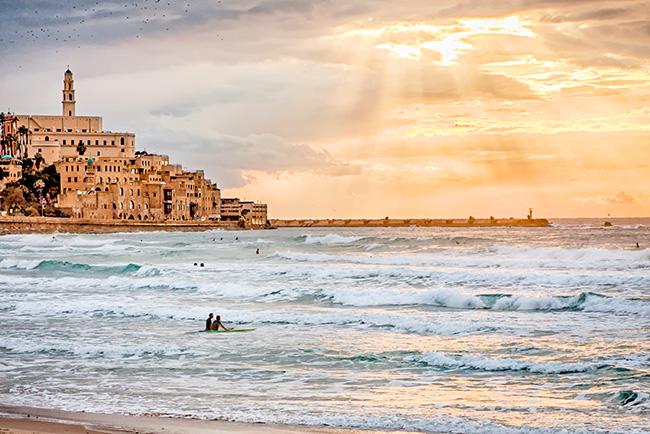 Sommerurlaub 2018 in Tel Aviv