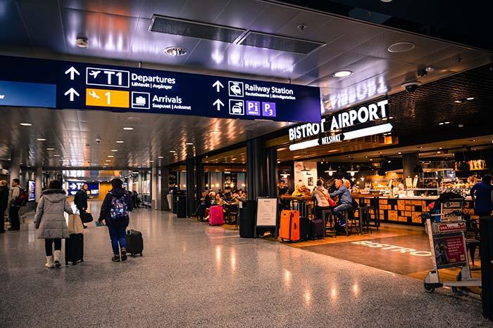Flughafen Geschäfte