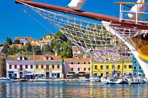 Insel Losinj in Kroatien