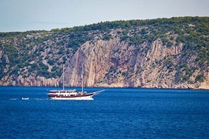 Bootsfahrt Kroatien