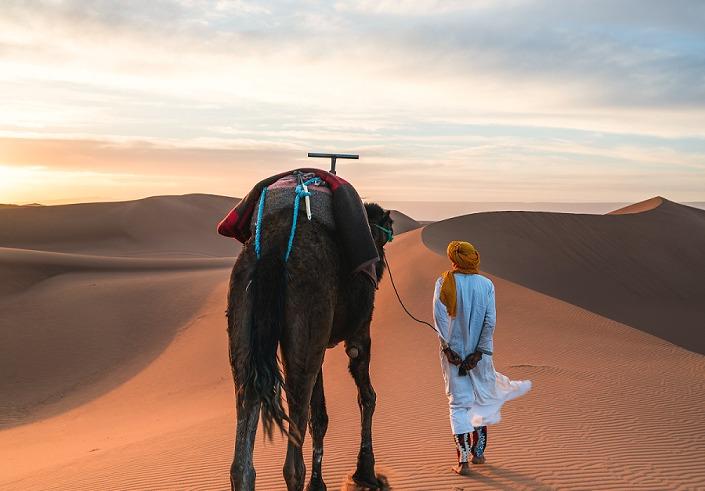 Herbsturlaub Marokko Wüstentour