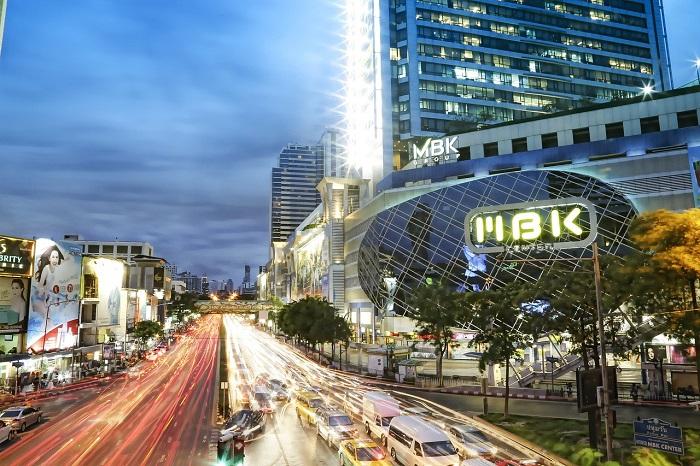 Bangkok Shopping MBK Center