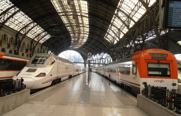 Flughafentransfer Barcelona Train