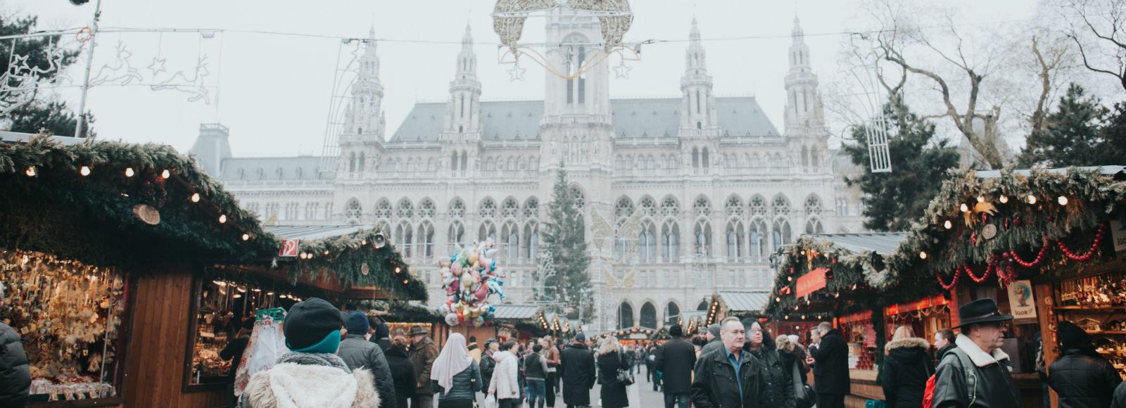 Der beste Weihnachtsmarkt in Wien 2018 | checkfelix