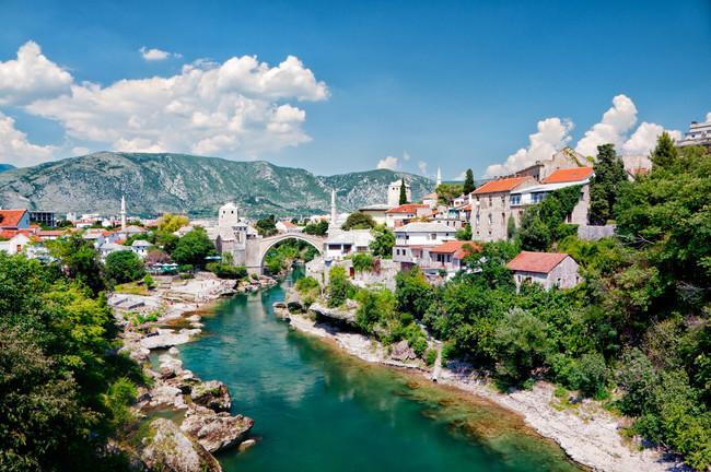 trend reiseziel Bosnien und Herzegovina