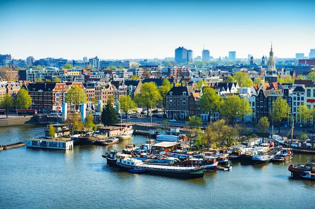 amsterdam-reiseziel-städtereise