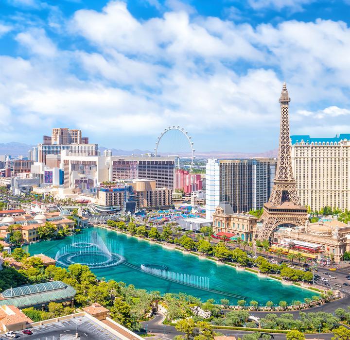 Zeitzone Las Vegas