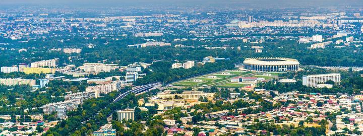Billige Flüge Von Wien Vie Nach Taschkent Tas Ab 401