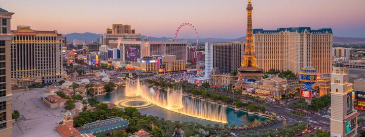 Einwohner Las Vegas