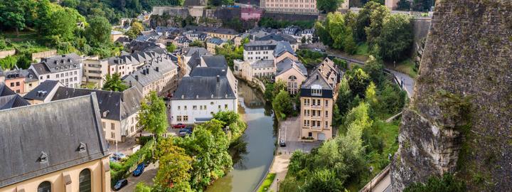 Flüge Von Luxemburg