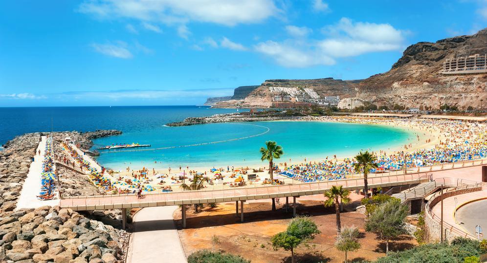 Promis Auf Gran Canaria