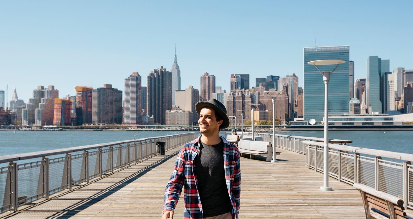 Flug Nach New York Mit Hotel
